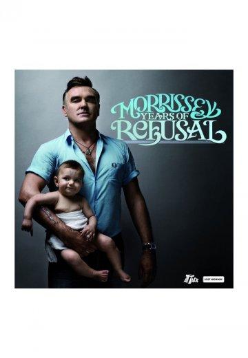 Morrissey - Years Of Refusal - CD