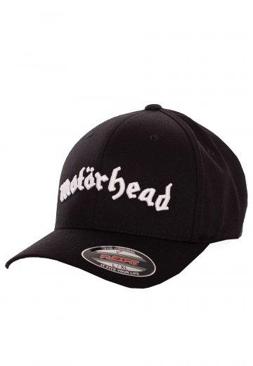 c7d8663e770 Motörhead - Logo - Cap - Official Hard Rock Merchandise Shop -  Impericon.com US