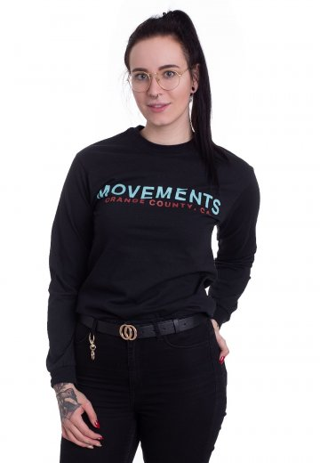 Movements - Drown Myself In The Undertow - Longsleeve