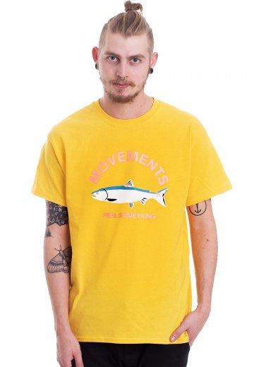Movements - Feel Something Yellow - T-Shirt