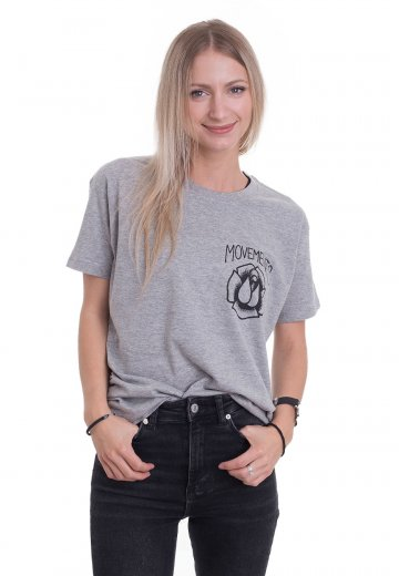 Movements - Traditional Horse Sportsgrey - T-Shirt