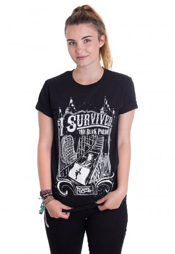 My Chemical Romance - I Survived - T-Shirt
