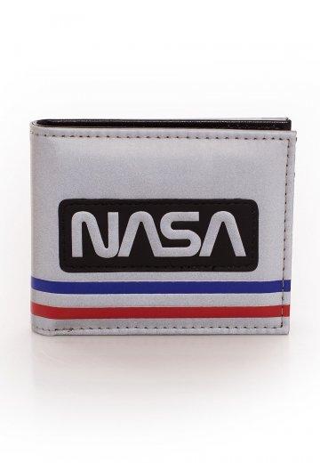 NASA - Logo Bifold - Peněženka - Oficiální obchod s Alternative ... d15872c701