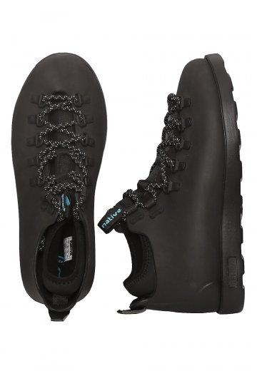 f88e25b4e51b Native Shoes - Fitzsimmons Jiffy Black Jiffy Black - Shoes - Streetwear  Shop - Impericon.com Worldwide