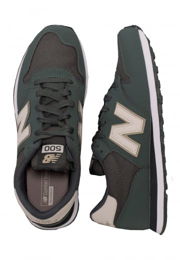 New Balance - GM500 D CFM Khaki - Shoes
