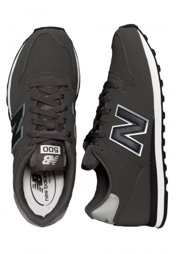 New Balance - GM500MNN Grey/Navy - Shoes