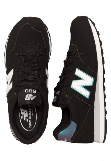 648b24c68b507 New Balance - GW500 B Black/White - Girl Shoes - Impericon.com Worldwide