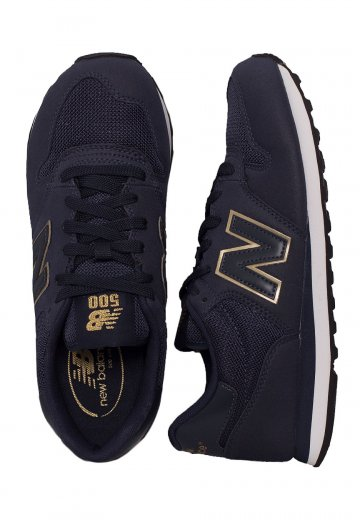 Balance - GW500B Blue Navy - Girl Shoes