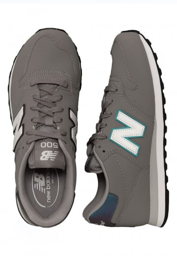8ea1a99e4cfa1 New Balance - GW500 B Grey/White - Girl Shoes - Impericon.com US