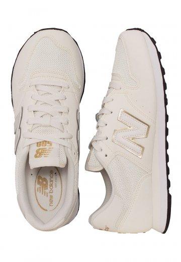 abb42ebb3a899 New Balance - GW500 B White/Gold - Girl Shoes - Impericon.com Worldwide