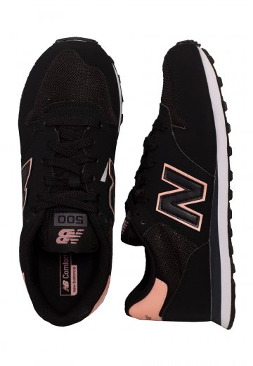 New Balance - GW500 B SBP Black - Girl Shoes