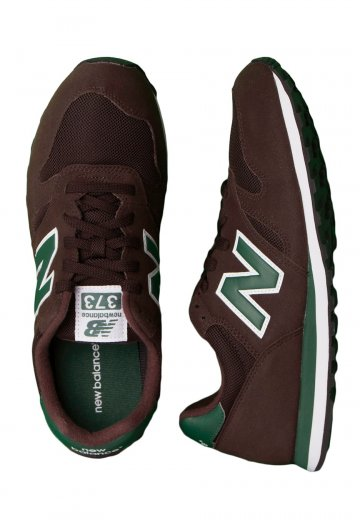 vente chaude en ligne 84f15 52c74 New Balance - M373 Brown/Green - Shoes