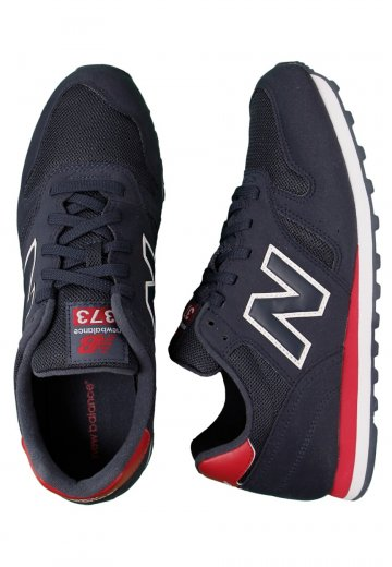 on sale 2154a bae46 New Balance - M373 Navy/Red - Shoes