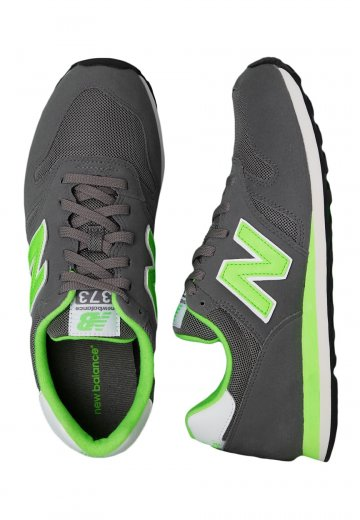 best service 09688 d9f03 New Balance - ML373 Grey/Green - Shoes