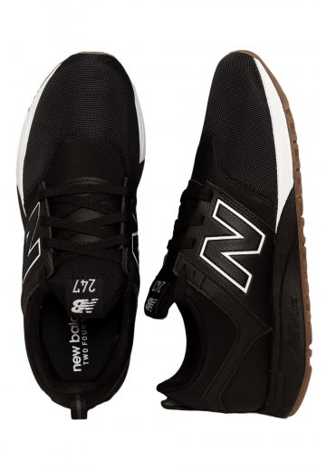 New Balance - MRL247HH Black - Shoes