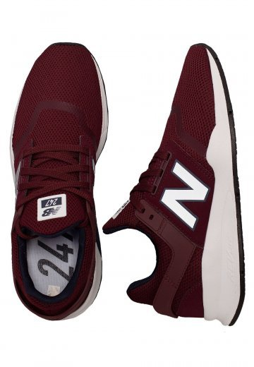 New Balance - MS247 D FG Burgundy - Shoes