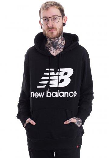 New Balance MT91547 Black Hoodie