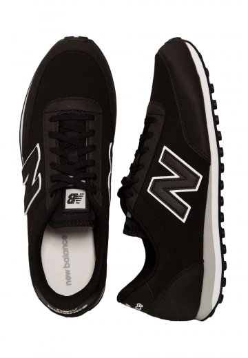 New Balance - U410 D Black/White - Shoes