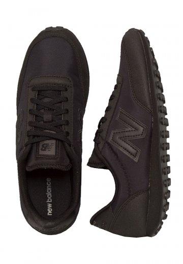 élégant et gracieux pas cher 60% pas cher New Balance - U410 D Black - Shoes