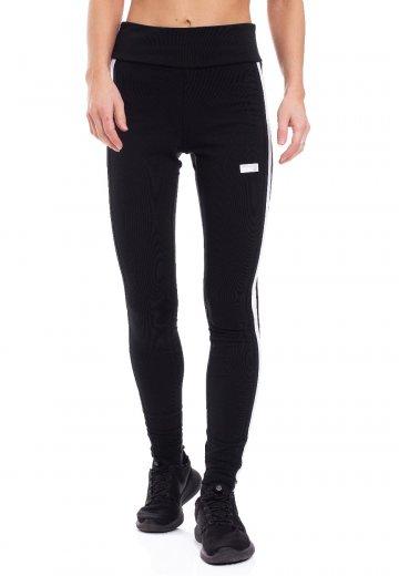 48c503dfa3744 New Balance - WP91521 Black Multi - Leggings - Streetwear Shop -  Impericon.com UK