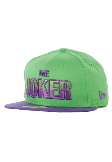 New Era - Hero Fade Joker Green Purple Snapback - Cap - Streetwear Shop -  Impericon.com AU ad025f357a33