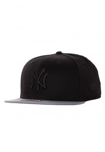 New Era - Pop Tonal 9Fifty New York Yankees Black Heather Grey Snapback -  Cap - Streetwear Shop - Impericon.com US f33ac4b7bfb