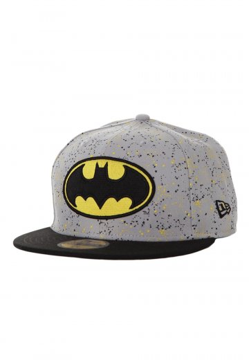 New Era - Speckle Hero Batman Official Grey Black - Gorra ... b85a4c3642f