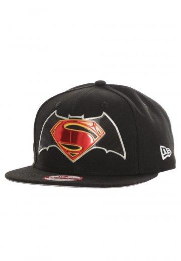 76b7de87aaa New Era - Title Chrome Batman V Superman 9Fifty - Cap - Impericon.com UK