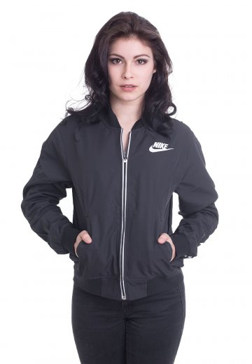 4d25870dfe Nike - Advance 15 Black White - Windbreaker - Streetwear Shop - Impericon.com  UK