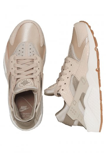 856fff87e18b Nike - Air Huarache Run Premium Oatmeal Khaki Sail Gum Med Brown - Girl  Shoes - Impericon.com UK