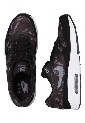 Nike - Air Max 1 Premium Tape Black Cool Grey White - Shoes - Impericon.com  US dfb883c0a