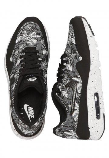 Nike Air Max 1 Ultra Moire Dark GreyBlackCool GreyWolf Grey Shoes