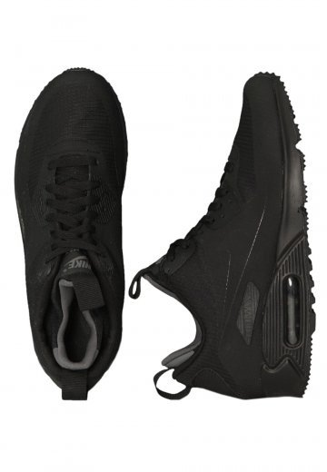 factory price 07733 e3dff Nike - Air Max 90 Mid Winter Black Black - Shoes ...
