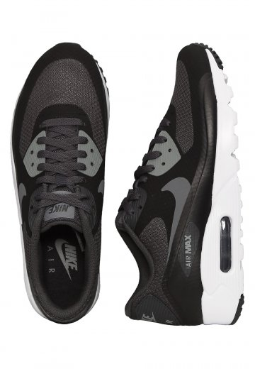 san francisco 2f728 c9fc1 Nike - Air Max 90 Ultra Essential Black Cool Grey Anthracite White - Shoes  - Impericon.com UK