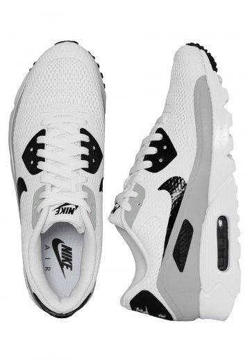 timeless design b44cc f1b8c Nike - Air Max 90 Ultra Essential White/Black/Wolf Grey - Shoes