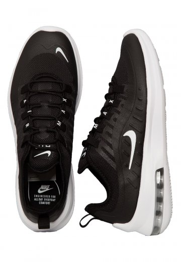 Nike - Air Max Axis Black/White - Shoes