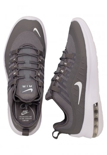 check out 92dc3 02349 Nike - Air Max Axis Cool Grey White - Shoes - Impericon.com UK