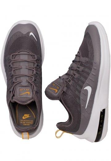 Nike Air Max Axis Premium GunsmokeWhite Shoes