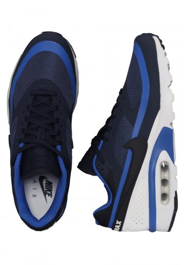 la moitié 4c5a3 7fea2 Nike - Air Max BW Ultra Midnight Navy/Midnight Navy/Hyper Cobalt - Shoes