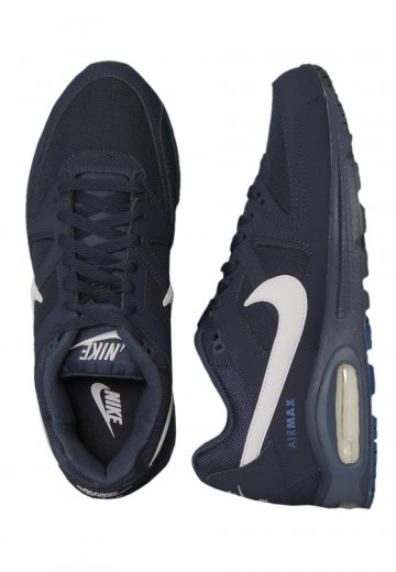 Nike Air Max Command Midnight NavyWhiteSquadron Blue Shoes
