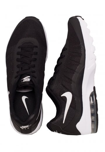 Nike - Air Max Invigor Black/White - Shoes