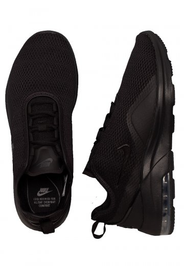 Subir enfermedad este  Nike - Air Max Motion 2 Black/Black - Shoes - Fashion Shop - Impericon.com  UK
