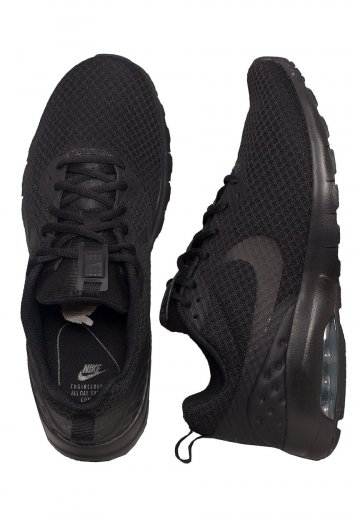 Nike - Air Max Motion LW Black/Black/Anthracite - Shoes