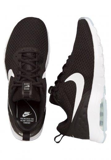 Nike - Air Max Motion LW Black/White - Shoes