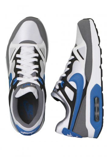 sale retailer af7a8 9874b Nike - Air Max Span White Photo Blue Cool Grey Black - Shoes - Impericon.com  UK