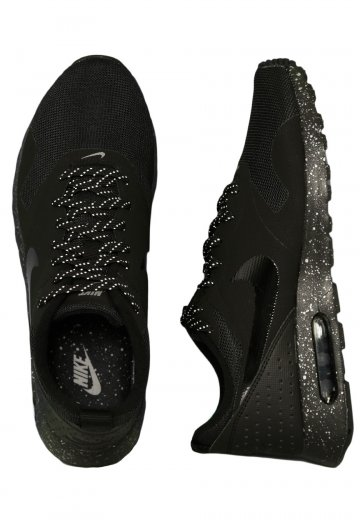 san francisco 29343 2224f Nike - Air Max Tavas Black Black Metalic Pewter - Shoes - Impericon.com UK
