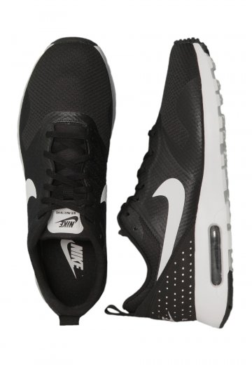 9d81137a472 Nike - Air Max Tavas Black White Black - Shoes - Impericon.com UK
