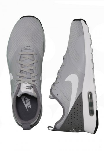 sports shoes 3c273 a1a6a Nike - Air Max Tavas Wolf Grey White Cool Grey White - Shoes - Impericon.com  Worldwide