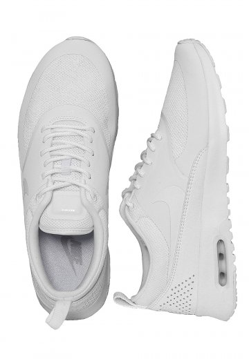 hot sale online 91965 b7737 Nike - Air Max Thea White  White White - Girl Shoes - Impericon.com  Worldwide