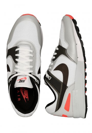 cabd760db0a0 Nike - Air Pegasus  89 NS White Anthracite Bright Crimson - Shoes -  Impericon.com Worldwide